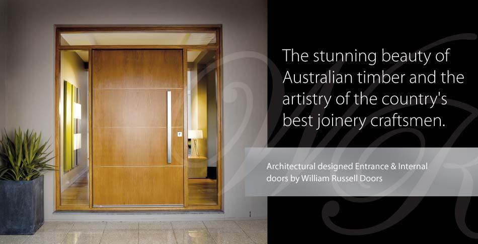 William Russell Doors Premium Timber Doors